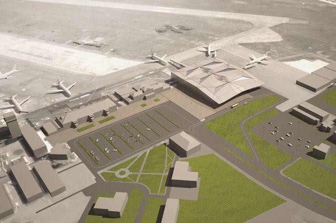 На строительство подъездов к аэропорту Краснодара выделят 7,6 миллиарда рублей