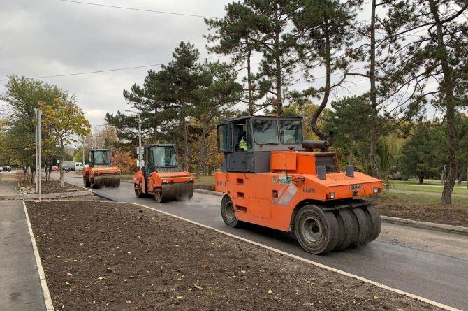 В Крыму завершили ремонт 23 дорожных объектов