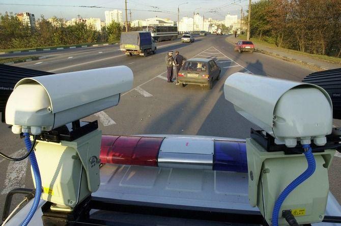 Камеры видеофиксации могут начать устанавливать на машины ДПС