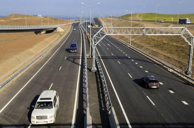 Росавтодор одобрил проект новой трассы Краснодар — Крымский мост