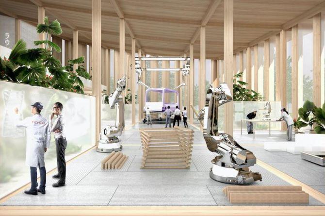 Смарт-дома и дороги для беспилотников: компания Toyota начала строительство «умного города»