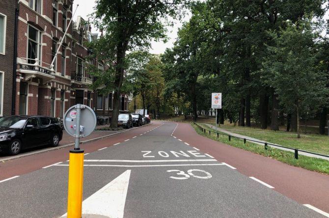 Теперь официально: в Нидерландах разрешённая скорость для всех населённых пунктов составляет 30 км/ч