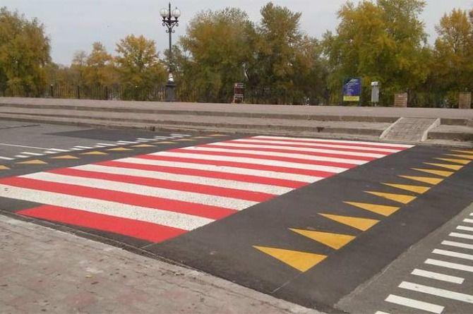 В Воронеже появятся приподнятые пешеходные переходы