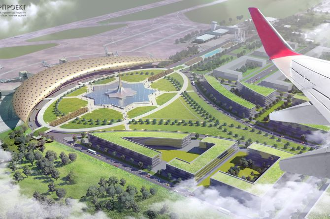 Самый современный на Юге в России: в Москве обсудили предстоящую реконструкцию аэропорта в Грозном