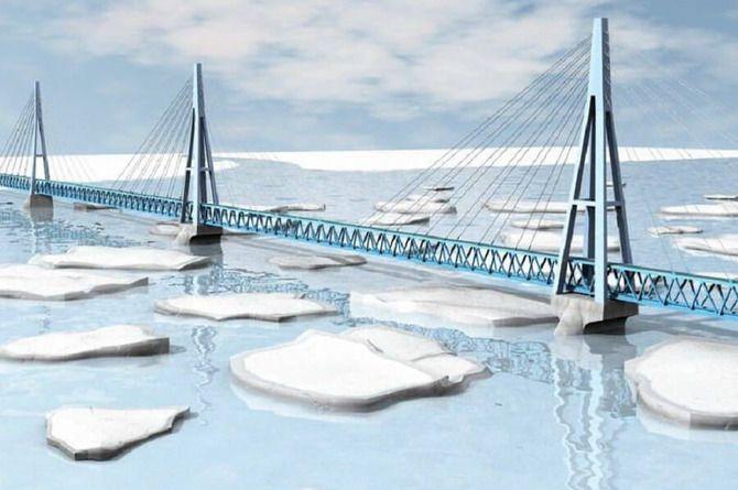 Хуснуллин снова ускоряет: мост через Лену в Якутии может быть построен раньше срока