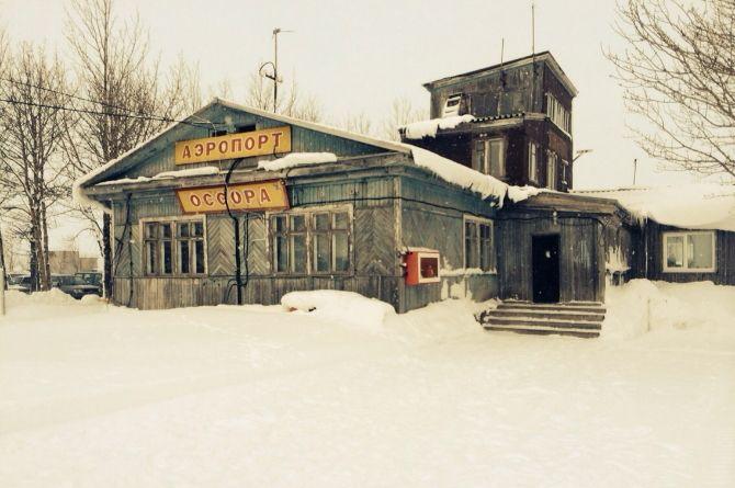 Продолжается реконструкция аэропорта в посёлке Оссора на Камчатке
