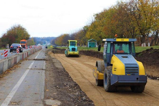 Участок автодороги Р-217 «Кавказ» в Кабардино-Балкарии расширят до четырёх полос