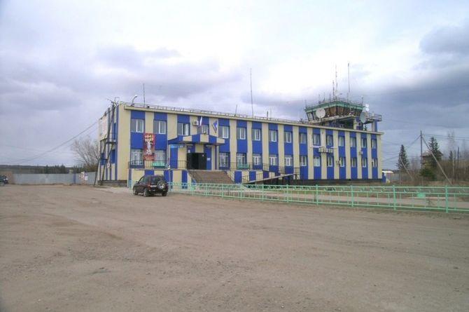 Началась реконструкция аэропорта в Олёкминске