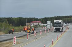 Трассу М-5 «Урал» в Самарской области расширят до 6 полос