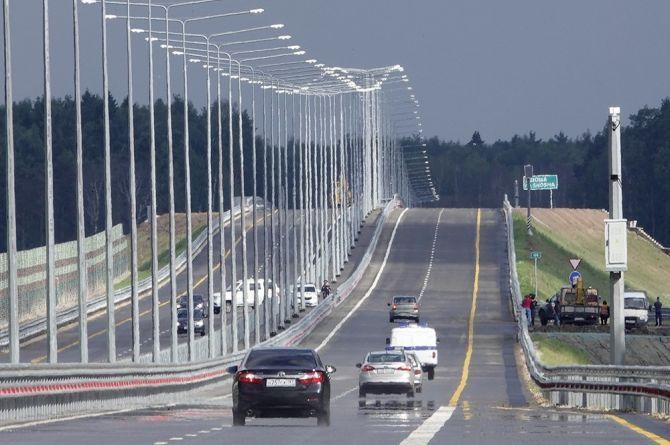 В опорную сеть российских дорог войдут 170 тысяч км региональных и федеральных трасс