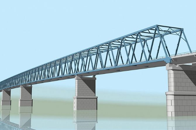 Выбран подрядчик для строительства моста через Енисей в Красноярском крае