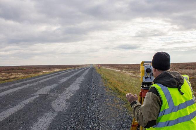 «Она утонула?»: в Ямало-Ненецком автономном округе пропала дорога за миллиард