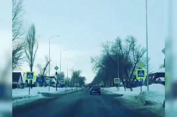 В Соль-Илецке появилась очень пешеходная улица