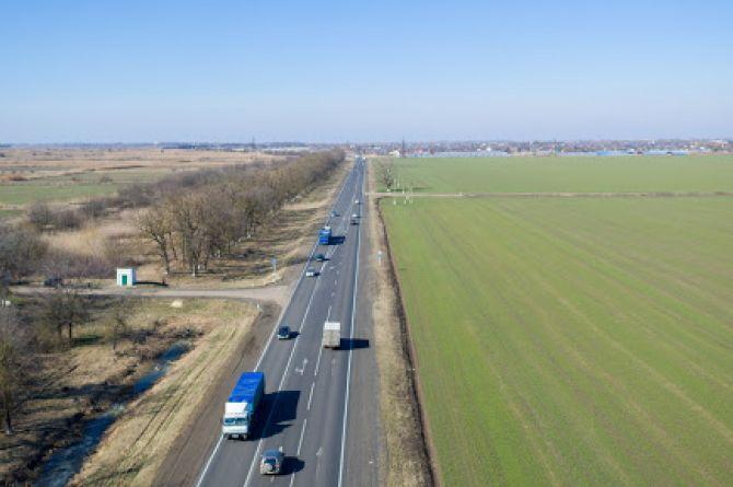 Росавтодор согласовал: в Краснодарском крае построят новую дорогу к Крыму