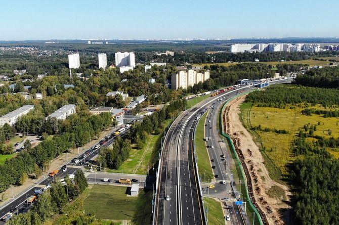Разрабатывается проект первого этапа обновления улично-дорожной сети поселка Мосрентген