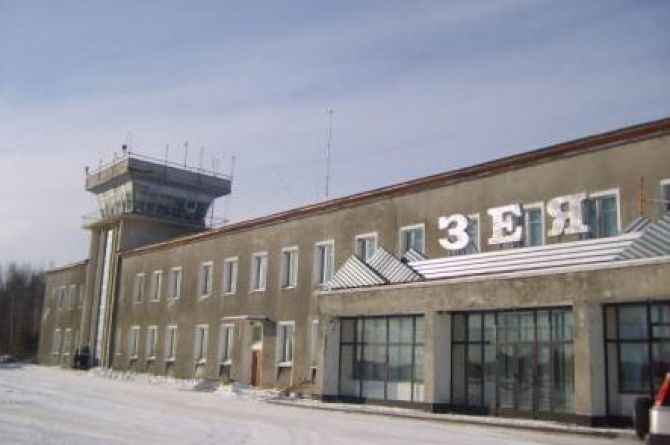 Росавиация: реконструкция аэропорта в Зее находится под угрозой срыва