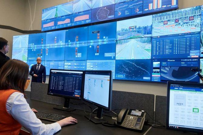 Пункт управления ЦКАД станет основой интеллектуальной транспортной системы России