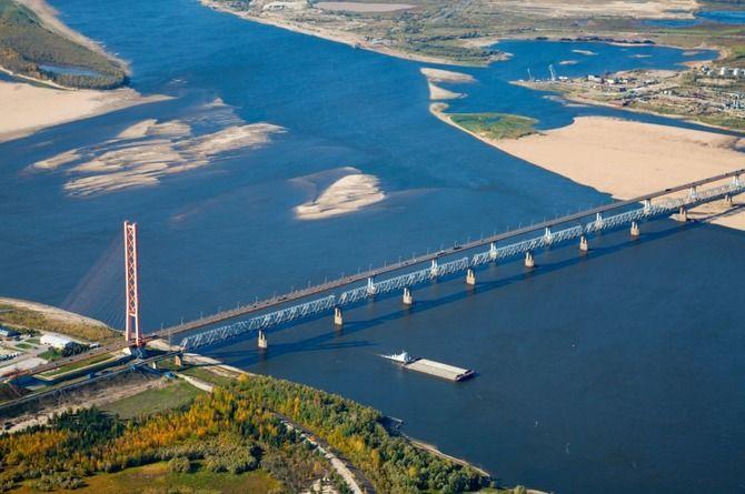 Власти ХМАО ищут подрядчика для разработки проекта моста через Обь в Сургуте