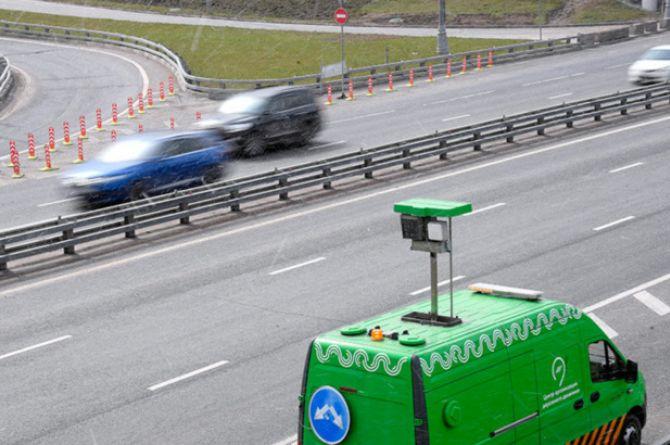 Московские передвижные дорожные комплексы будут следить за нарушителями самоизоляции