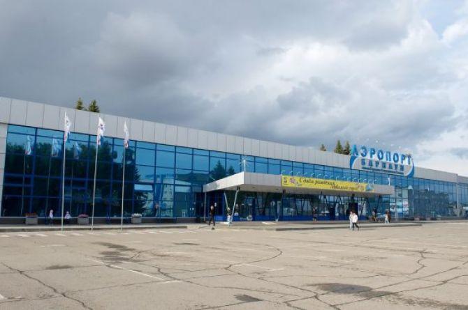 Международный терминал появится в аэропорту Барнаула