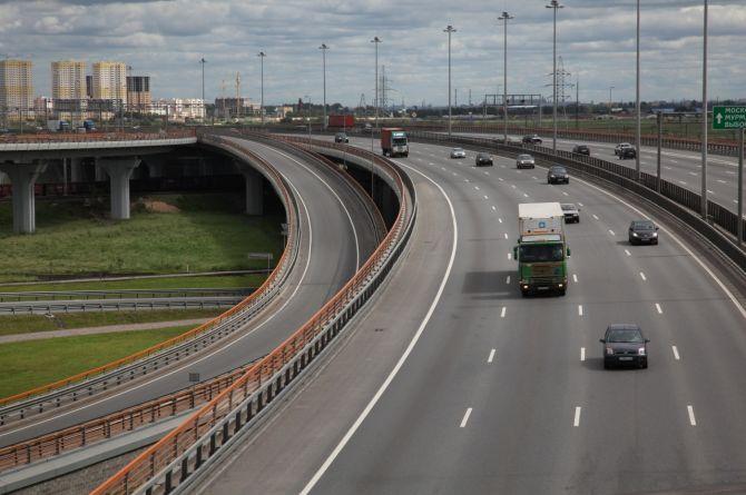 Хуснуллин поручил «Автодору» и Минтрансу сделать проект новой кольцевой дороги вокруг Петербурга