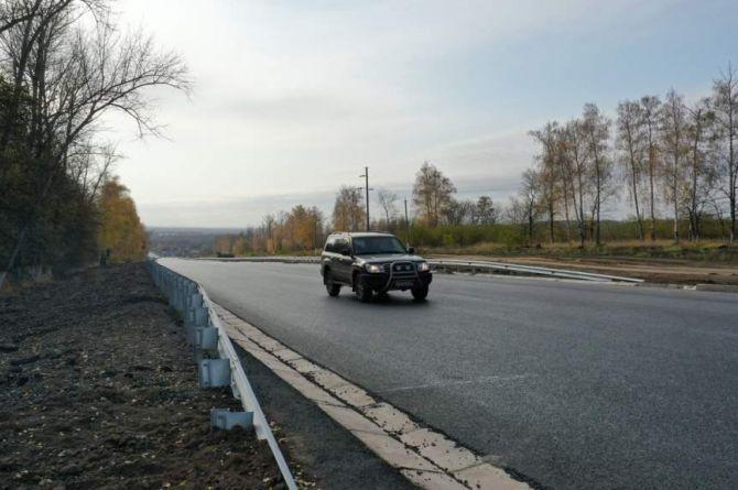 В Курсе завершился первый этап тестирования «Умной дороги»