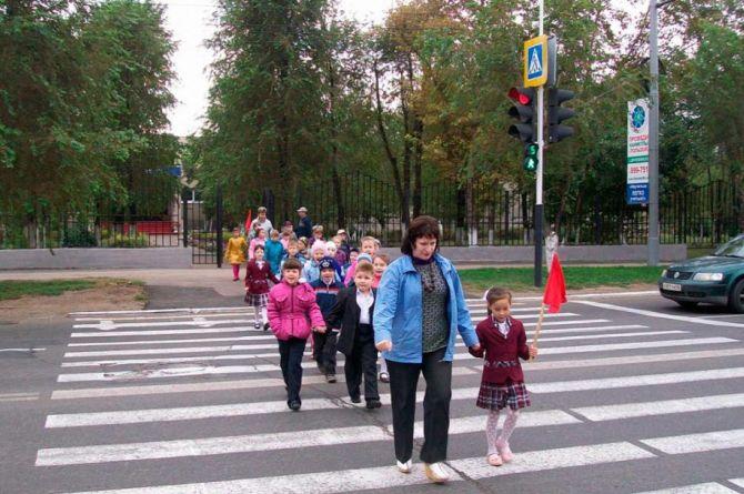 В Курской области тестируют «Гусеницу» для школьников