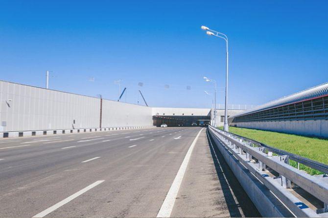 Дорога, связывающая Варшавское и Калужское шоссе, откроется в 2022 году