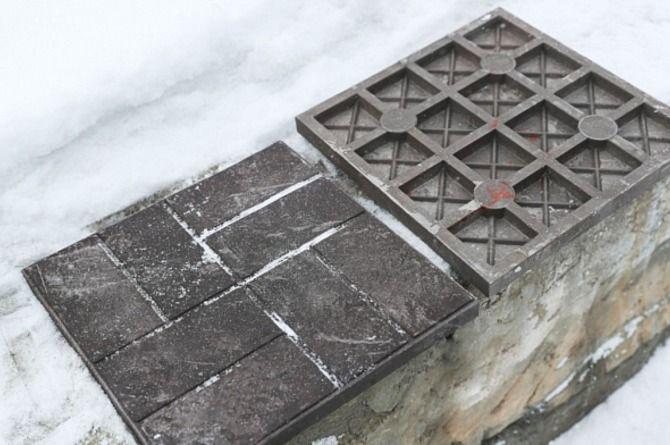 В Бурятии испытают антискользящую плитку из переработанного пластика