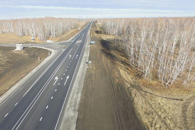 Будет реконструирован участок трассы Р-254 «Иртыш» на подъезде к аэропорту Толмачёво